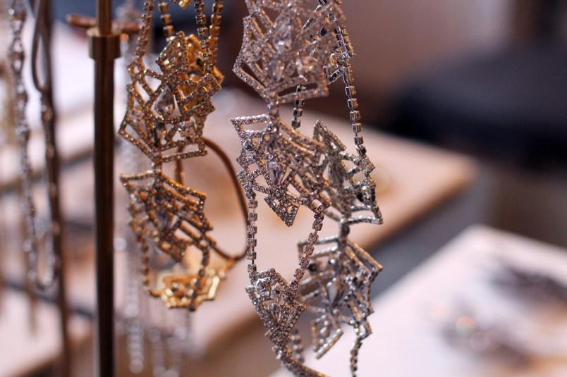 Headband cristaux