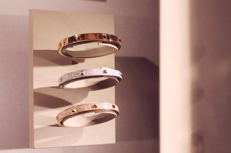Messika bracelets