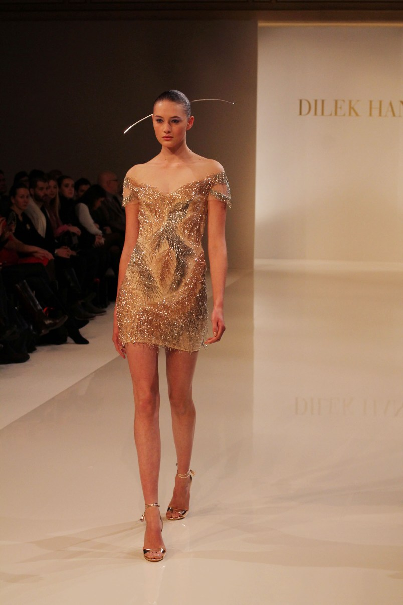 dilek hanif fashion show
