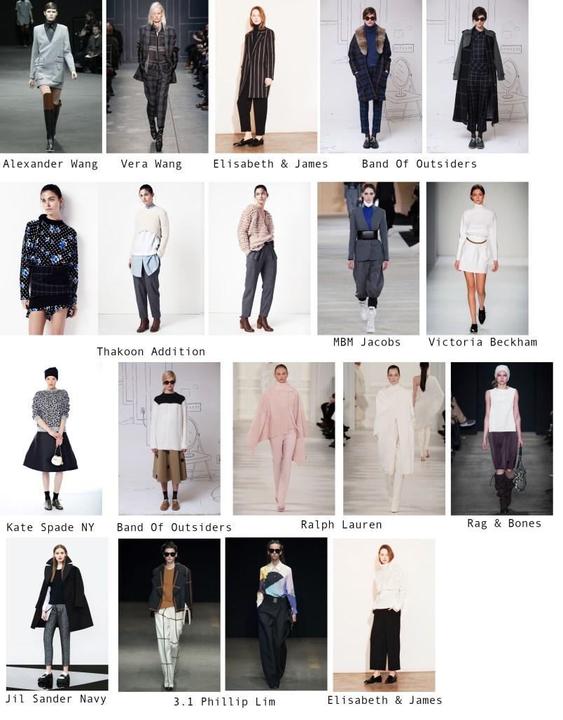tendances NY fashion week