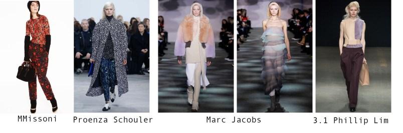 new york fashion week tendances hiver 2015