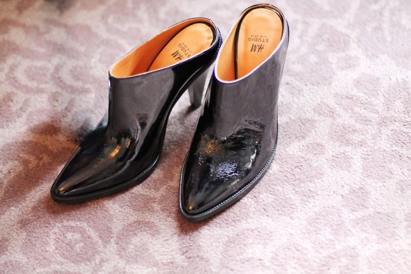 H&M shoes winter 2014