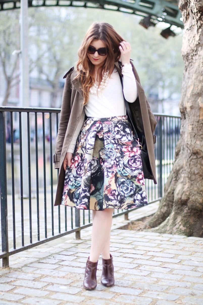 look fashion paris