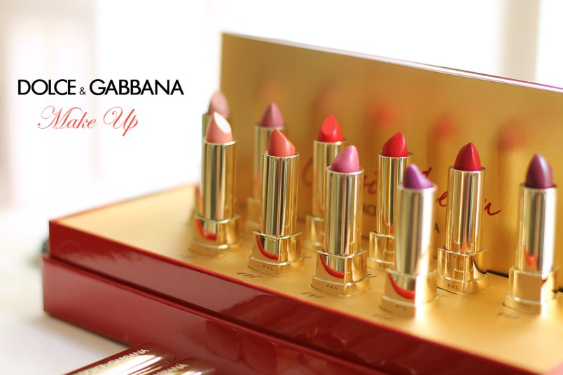 dolce gabbana make up