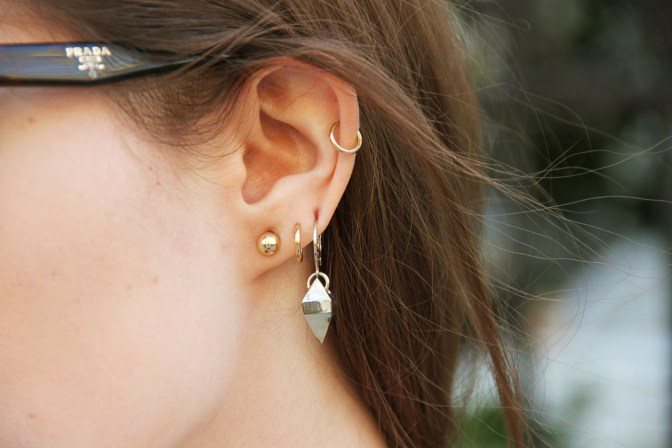 boucle d'oreille and other stories