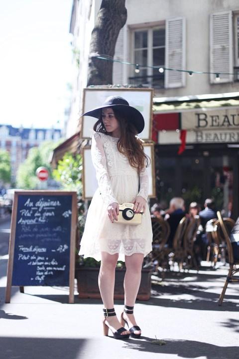 retro parisien