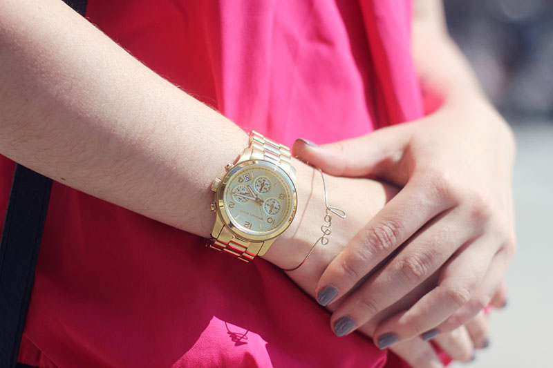 michael kors montre