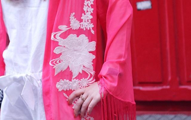 details kimono