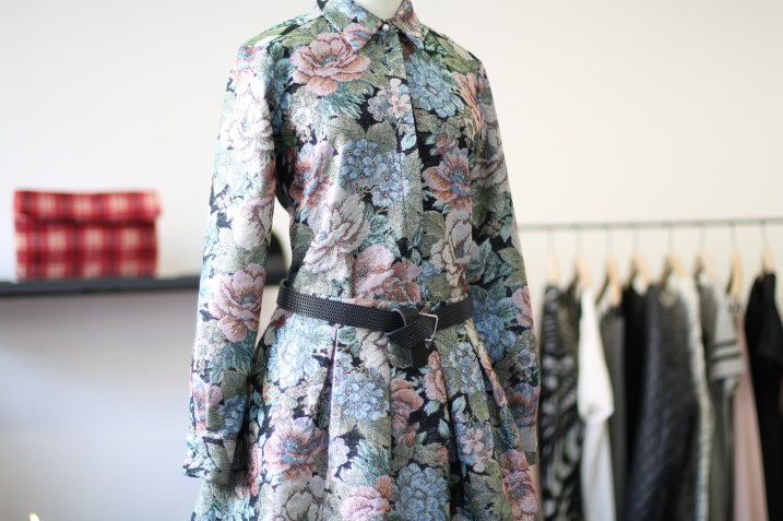 robe tapisserie