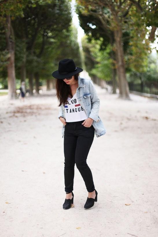 fashion blogger shooting