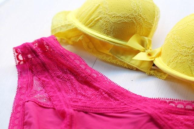 lingerie rose