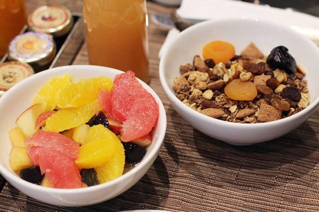breakfast hotel tiffany