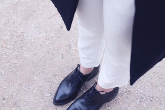 chaussures noires femme