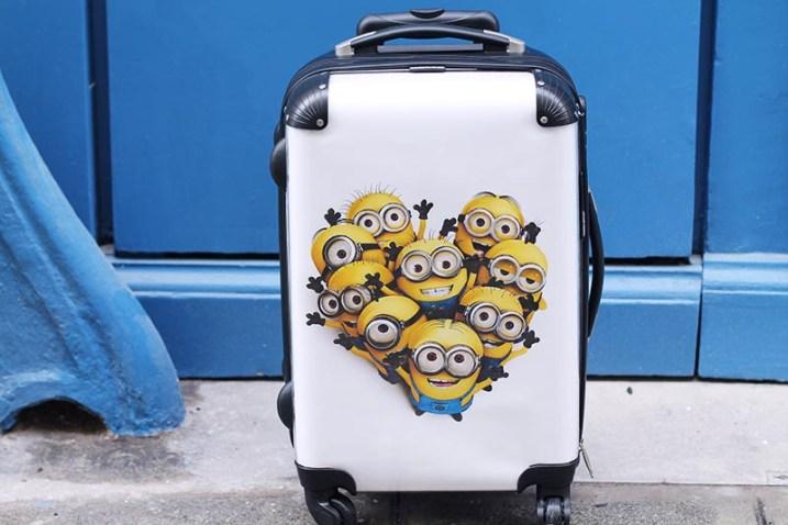 licences avenues valise