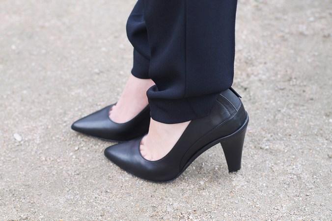 escarpins noirs