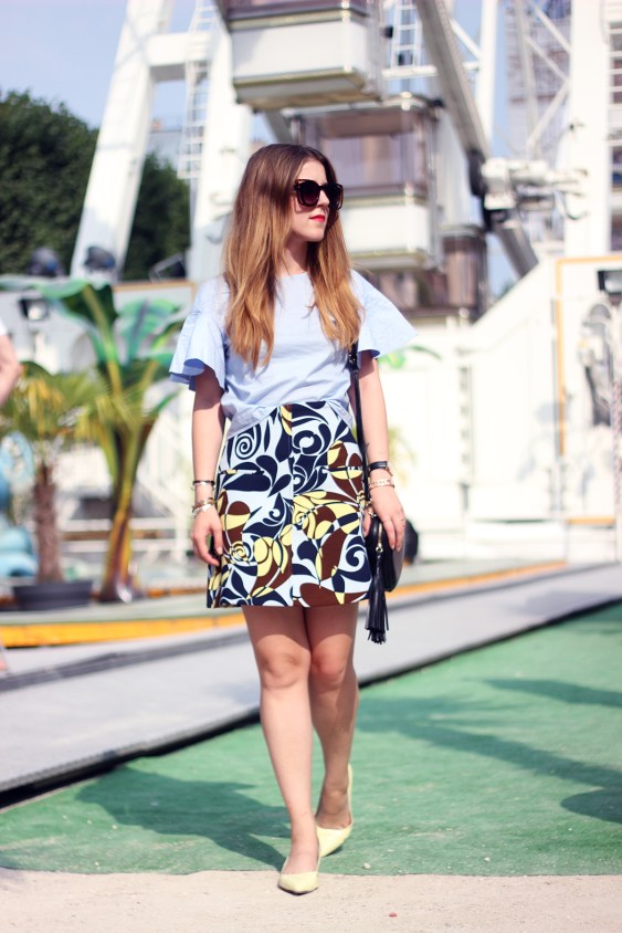look blog mode