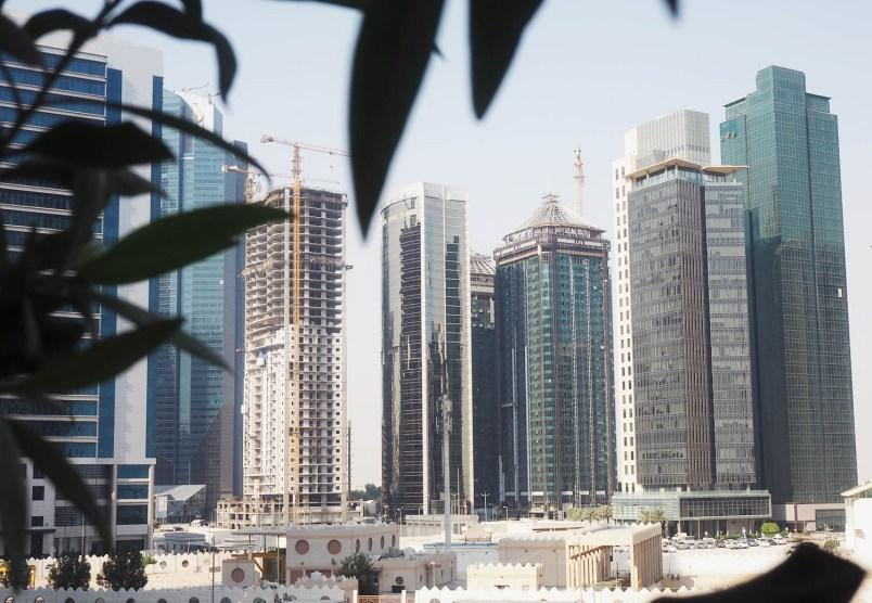 skyline-new doha