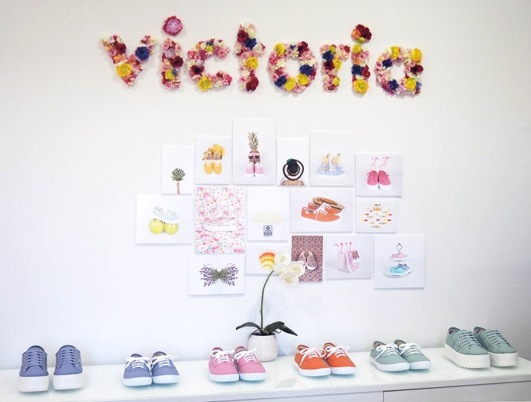 showroom victoria shoes