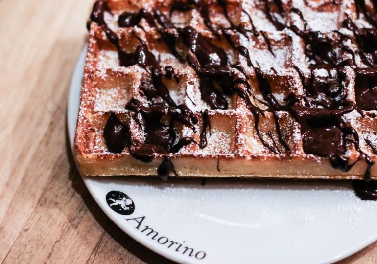 amorino waffle