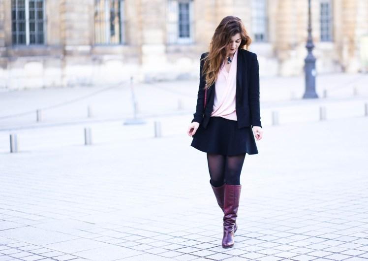 jupe noir
