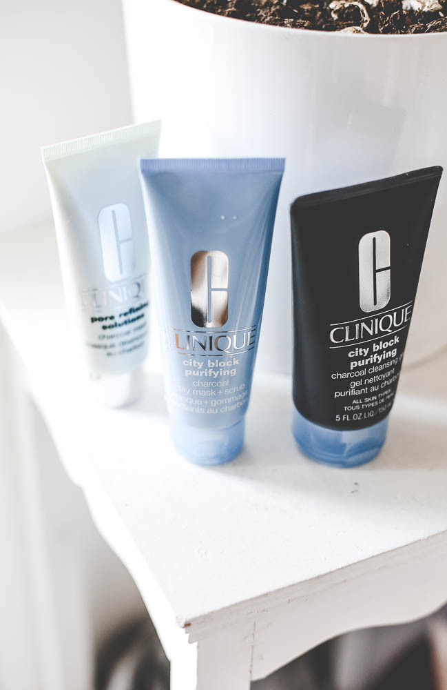 Clinique purifiying