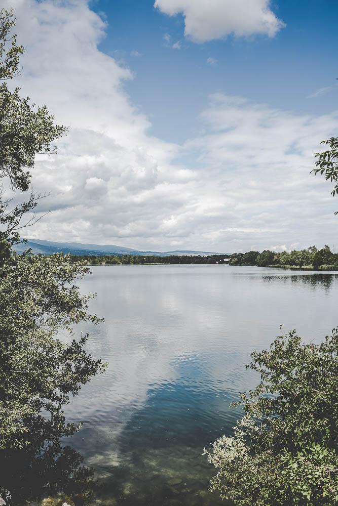 lac divonne les bains