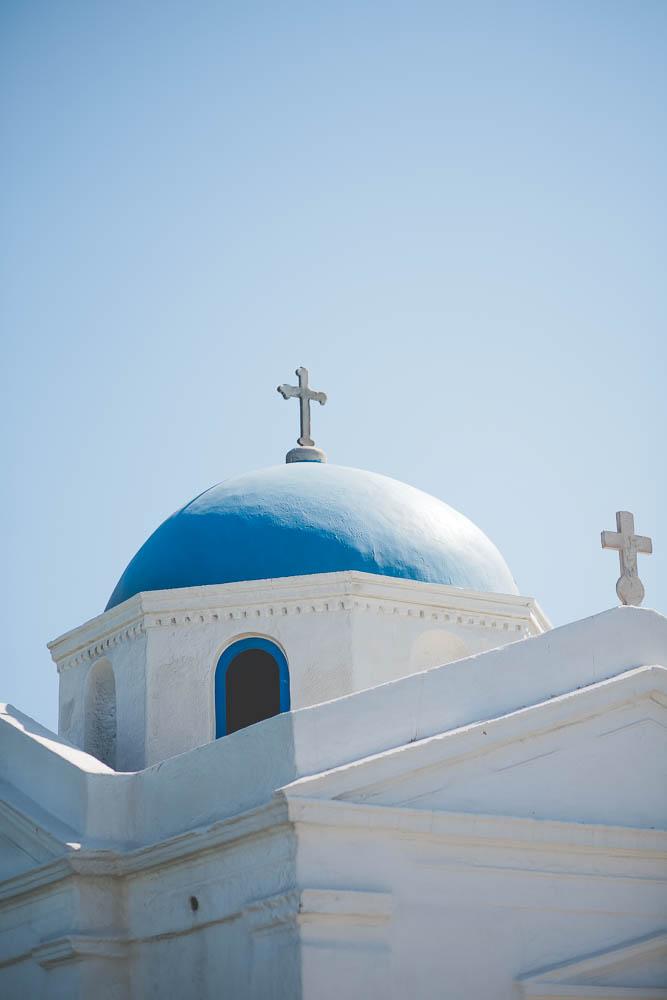 église mykonos