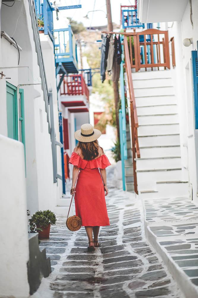 outfit mykonos greece