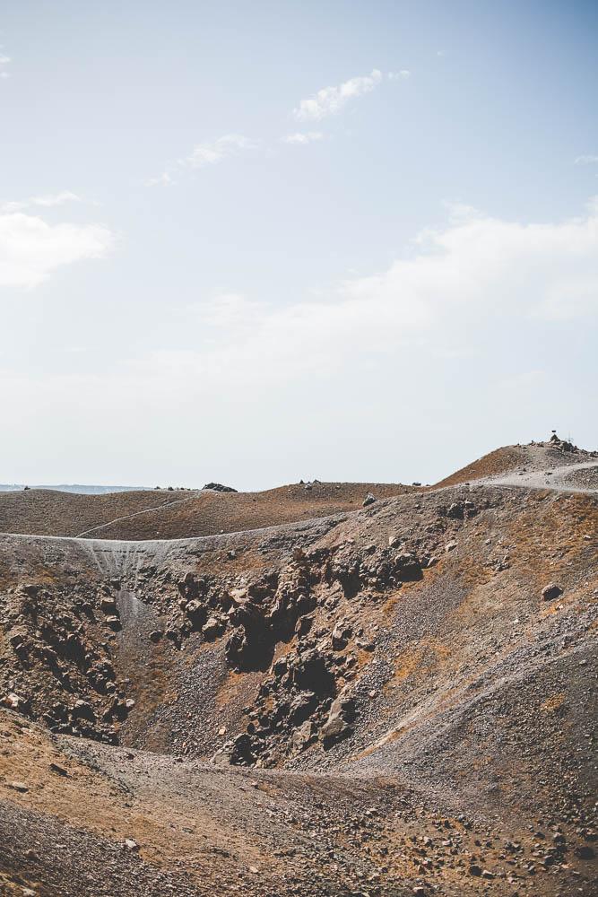 excursion volcan santorin