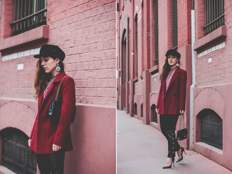 look blog mode