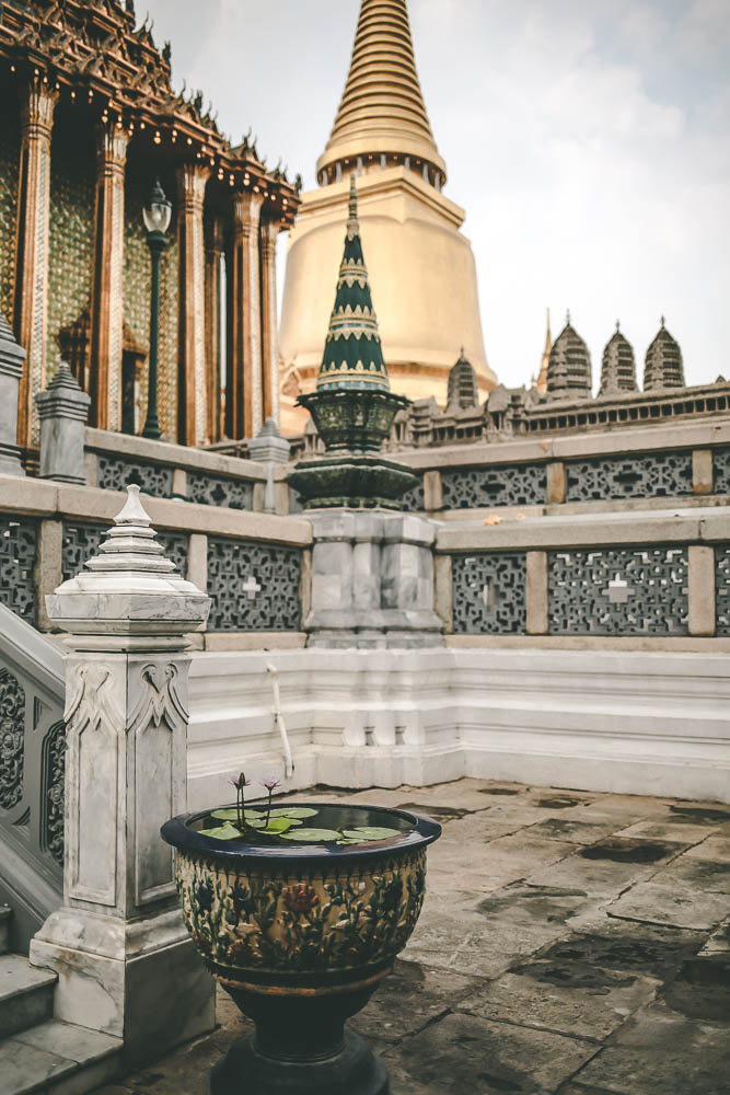 Grand Palace and the emerald buddha