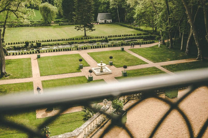 jardins château gaillard