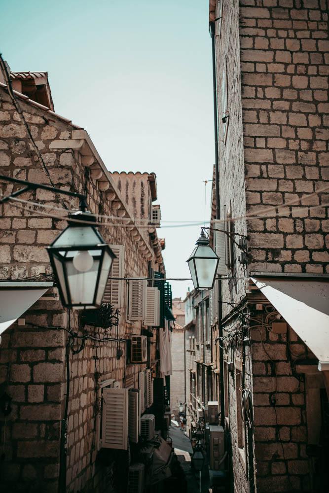 vieille ville dubrovnik