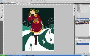 47019357 p Sur ma tablette \ Work in progress 1