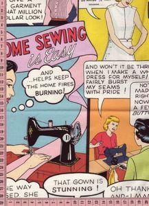 55401773 p Linna Morata : des tissus qui donnent envie de se mettre à la couture !