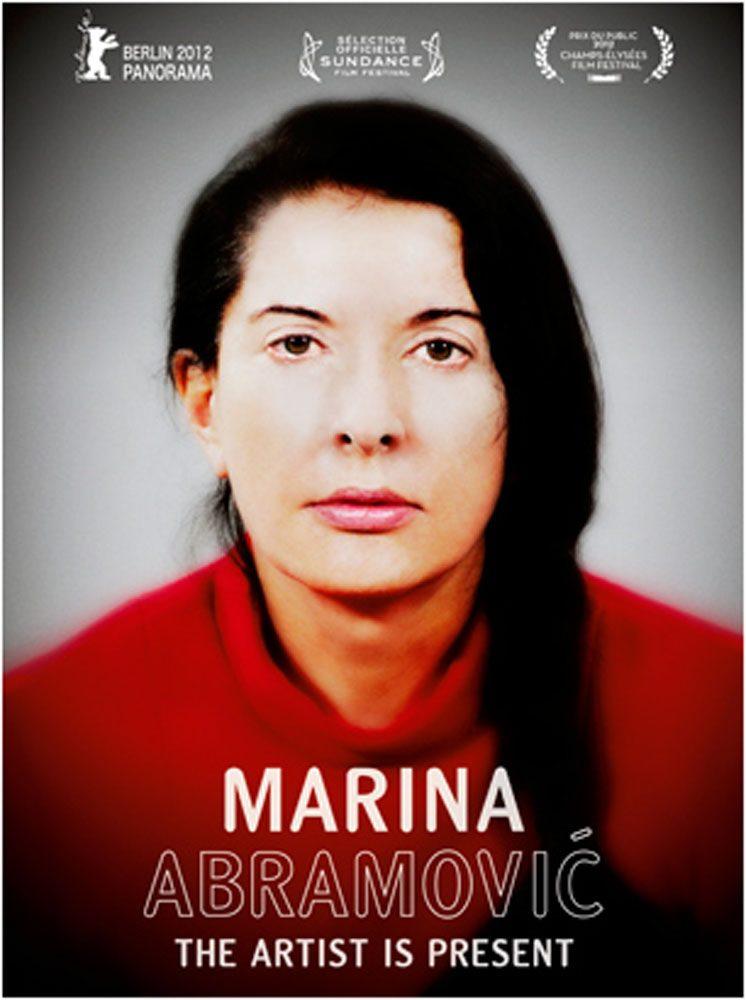 marina abramovic the artist is present reference Artist is present / Marina Abramovic