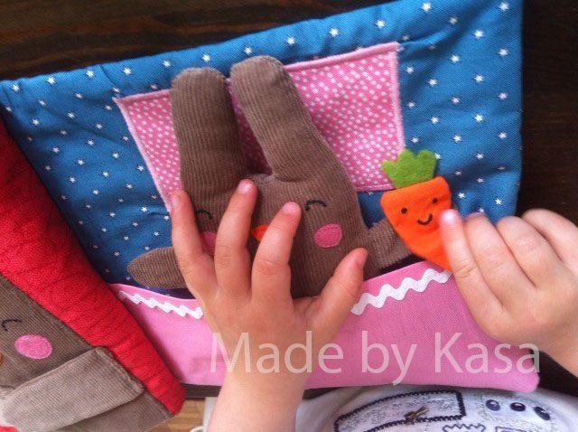 kasa7 Poupi le lapin et les rituels du soir