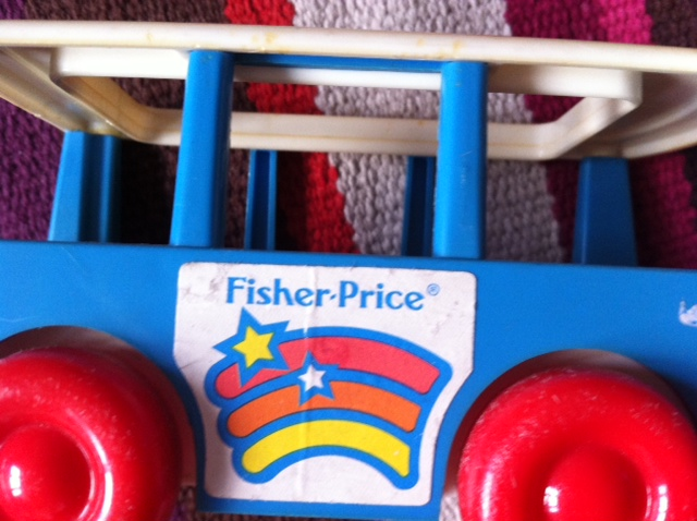 photo 5 Le graal Fisher Price !