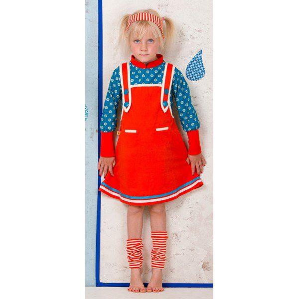 140721 albababy caya spencer dress red Les jolis imprimés : le prêt à porter /// 1