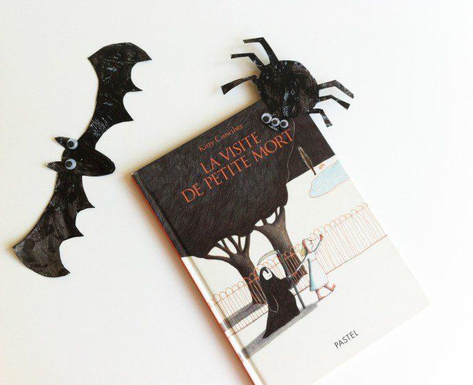 141106 petite mort crowther 690x561 La question du deuil et de la mort dans les livres pour enfants