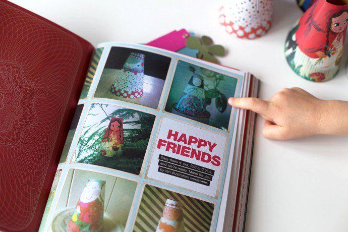 141211 flow poupee 690x460 Flow Magazine : des poupées à fabriquer (+ résultat concours)