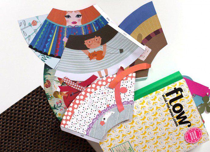 141211 flow poupee81 690x499 Flow Magazine : des poupées à fabriquer (+ résultat concours)