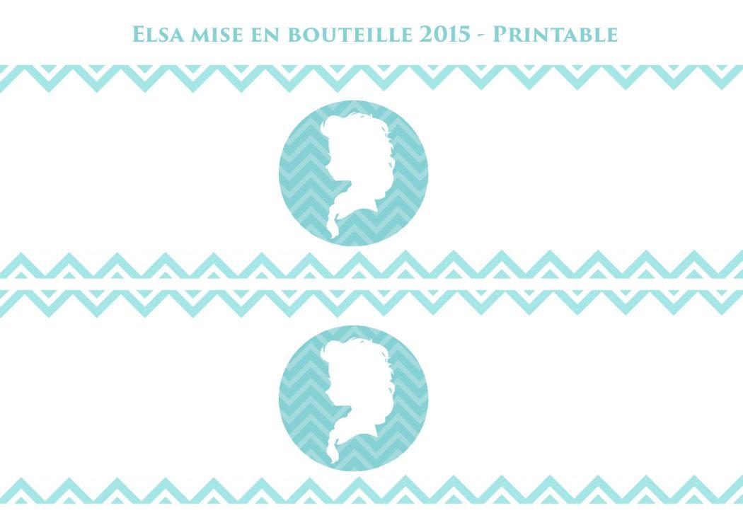 150622 elsa bouteille printable Une table danniversaire romantico givrée (Reine des Neiges)