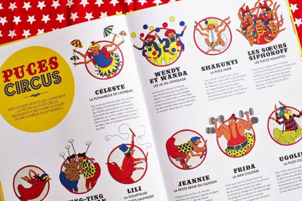150706 puces circusimg 5740 Le cirque de Puces va commencer !