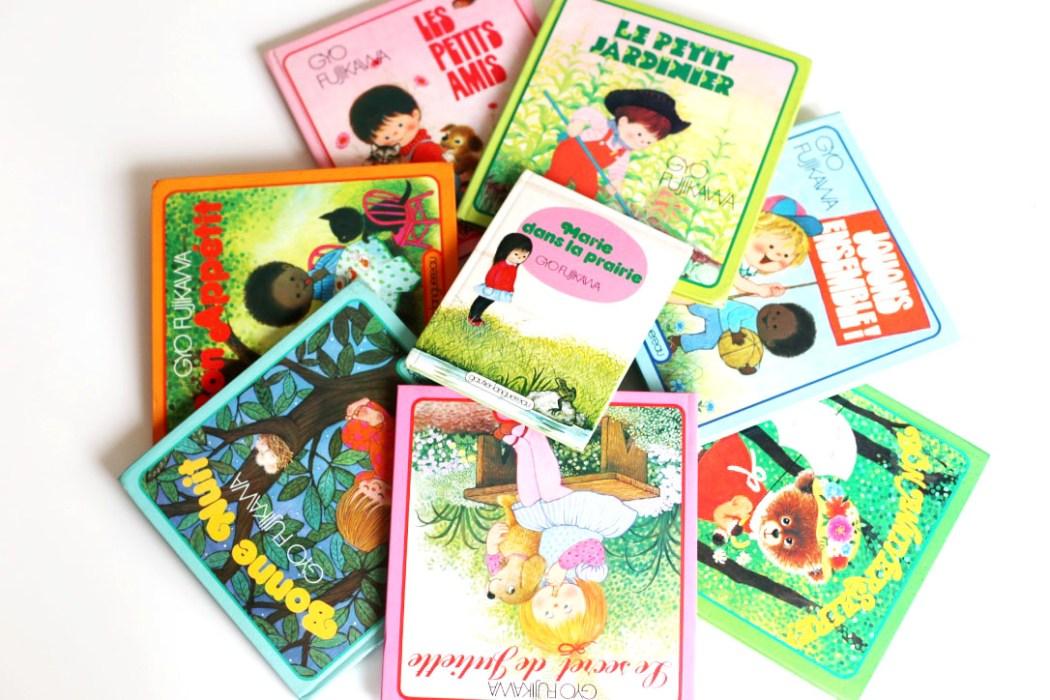 151008 fujikawa2 Collection Obsession #2 : les petits livres carrés de Gyo Fujikawa