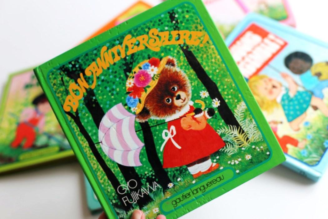 151008 fujikawa22 Collection Obsession #2 : les petits livres carrés de Gyo Fujikawa