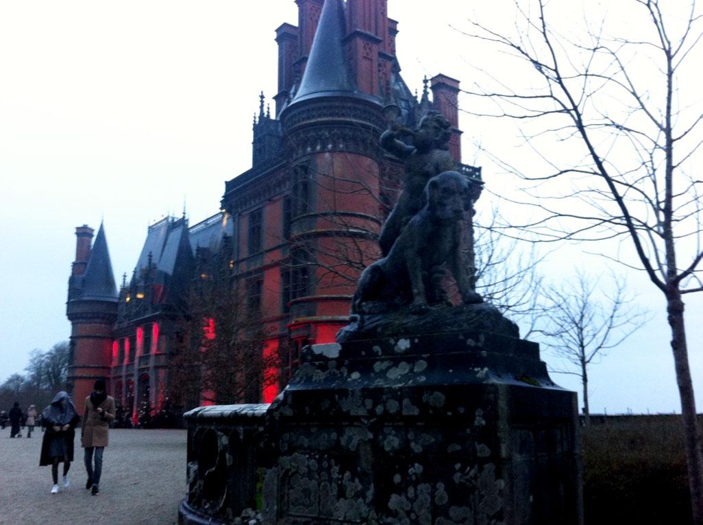 151228 trevarez castle 3 Féerie lumineuse et trucs en scope à Trevarez