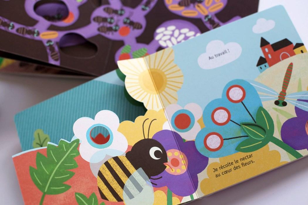 160518 abeille ronde des livres La petite ronde des livres #2