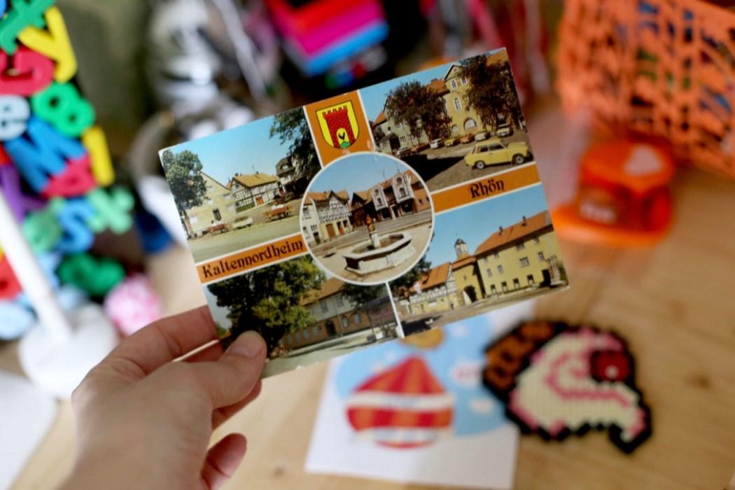 160522 postcrosssing postcard Concentré de vie #32