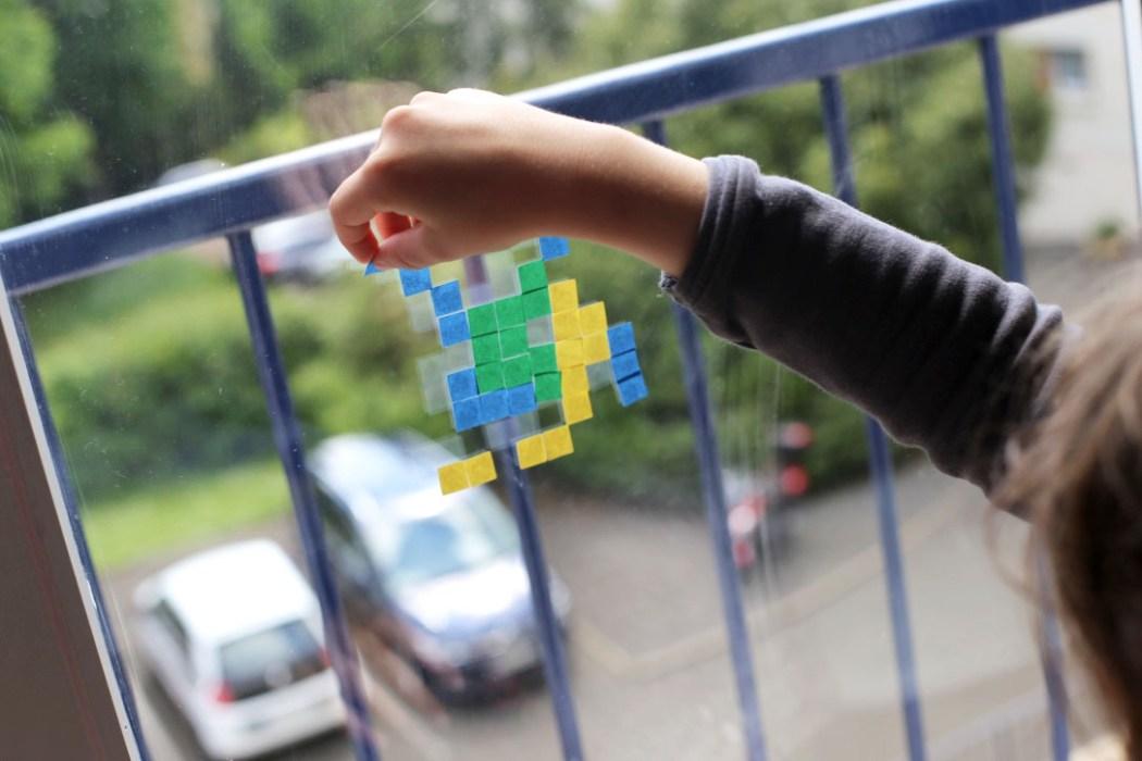 160526 street art for kids space invaders 2 Allez viens jouer au Street Art ! Part 1
